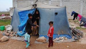 9 çocuklu ailenin yaşam mücadelesi