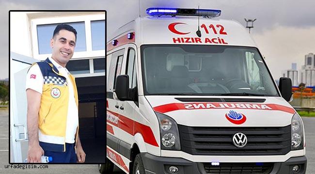 'Acil Tıp Teknisyeni Sürücü Ödülü' Şanlıurfa'nın