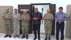 Bakan Akar, Şanlıurfa'da açılış yaptı