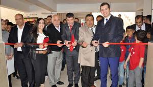 Çanakkale şehidi adına kütüphane açıldı