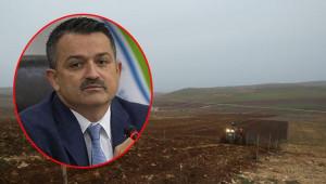 Çiftçilerin sorunları Bakan'a iletilecek