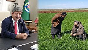 Çiftçinin sorunları Cumhurbaşkanı Erdoğan'a iletilecek