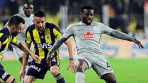 Fenerbahçe 3-2 Rize