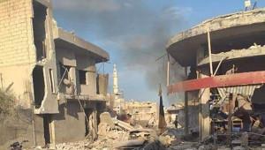 İdlib'de Hava Saldırısı; Çok sayıda ölü