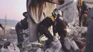İdlib'e Hava Saldırısı; 2 Ölü, 6 yaralı