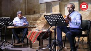 'İki Mızrap Bir Ses' konserine yoğun ilgi