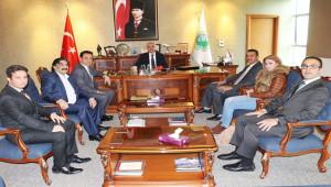 Irak İle Ticaret Bağları Güçleniyor