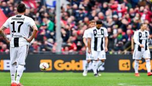 Juventus Ligde İlk Yenilgisini Aldı