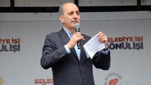 Kurtulmuş'tan Urfa ittifakı için 'Bremen Mızıkacıları' benzetmesi