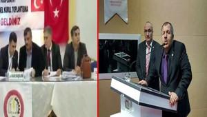 Mustafa Arslan başkanlığa tekrar seçildi