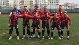 Nevşehir Belediyespor - Karaköprü Belediyespor : 1-1
