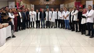 Özel hastanede Tıp Bayramı kutlandı