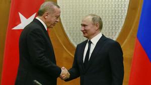 Putin, Erdoğan'ı Davet Etti