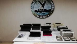 Şanlıurfa'da bahis operasyonu: 16 gözaltı