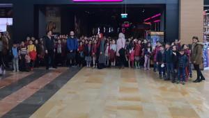Şanlıurfa'da çocuklar Sinema ile buluştu