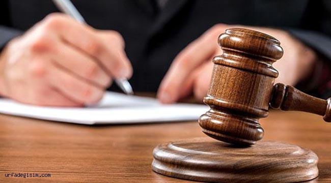 Şanlıurfa eski Milletvekiline hapis cezası