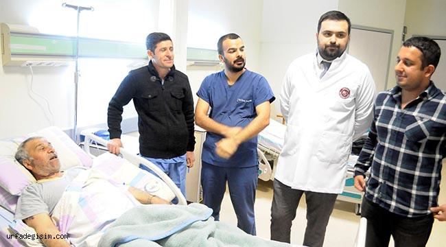 Siverek Devlet Hastanesi Bir Ilke Imza Attı Sağlık Urfa Değişim