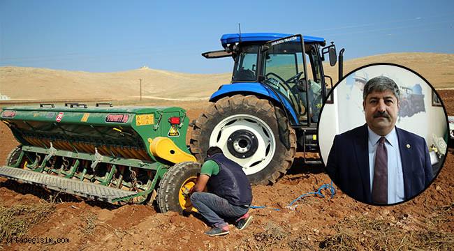 Sulu tarım alanları yağışlardan olumsuz etkilendi