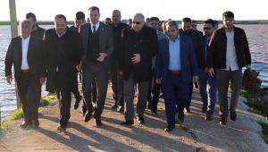 'Sulutepe Göleti Millet Bahçesi olacak'