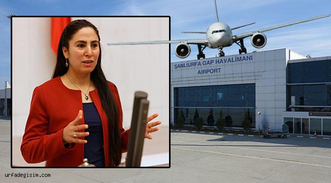 Sürücü, uçak seferlerini Meclise taşıdı