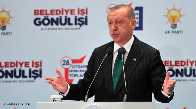 """Erdoğan: """"İstanbul ve Ankara'da kaybetmedik"""""""