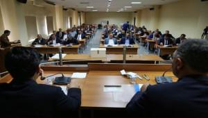 Eyyübiye Belediyesi Meclis Toplantısı Yapıldı