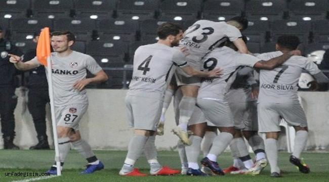 Gaziantep 4 - 1 Adanaspor