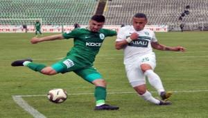 Giresunspor 0 - 3 Abalı Denizlispor