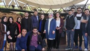 Halfeti'de turizm haftasında kültür gezisi