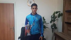 Şanlıurfa Spor Lisesinden büyük başarı