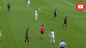 Şanlıurfaspor 10 kişi kaldığı maçta 1 puan aldı