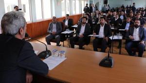 Siverek'te ilk Meclis toplantısı yapıldı