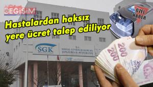 Urfa SGK'da büyük usulsüzlük iddiası