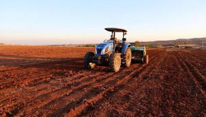 Urfa tarım alanlarında 3. sırada