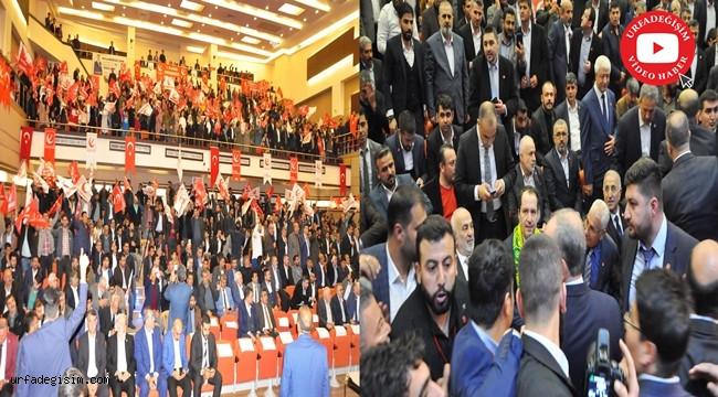 Yeniden Refah Partisi'nden Gövde Gösterisi