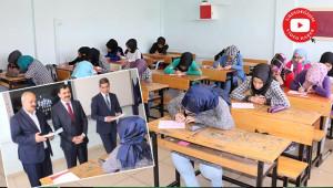 70 bin öğrenciye TYT ve LYS deneme sınavı