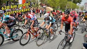 Bisiklet turu başladı. Şanlıurfa'dan da geçecekler