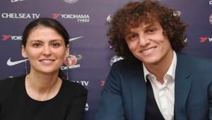 Chelsea, Luiz'in Sözleşmesini Uzattı