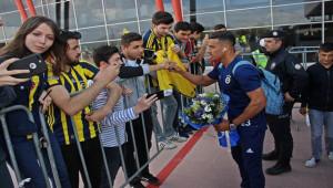 Erzurumlu taraftarların Fenerbahçe coşkusu