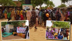 Gönülleri Nijer'le oldu
