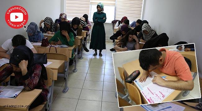 Haliliye'den öğrencilere ücretsiz TYT ve AYT testi