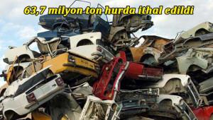 'Hurda araç teşvikinde ÖTV indirimi yükseltilmeli'