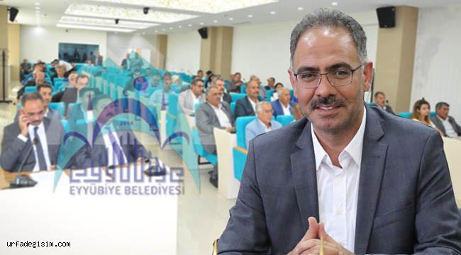 Meclisten Eyyübiye'ye müjde çıktı