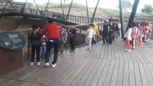 Öğrenciler, Göbeklitepe'yi gezdi