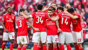 Portekiz'de Benfica Şampiyon