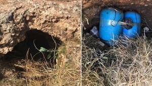 Şanlıurfa'da el yapımı bomba bulundu