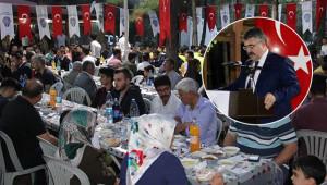 Şehit ve Gazi Aileleri iftarda buluştu