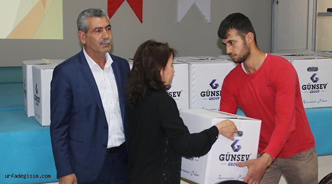 Suruç Belediyesi, Çölyak hastalarını unutmadı