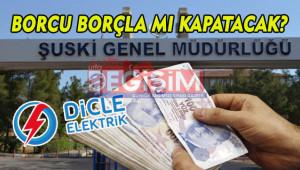 ŞUSKİ'nin elektrik borcu ne kadar?