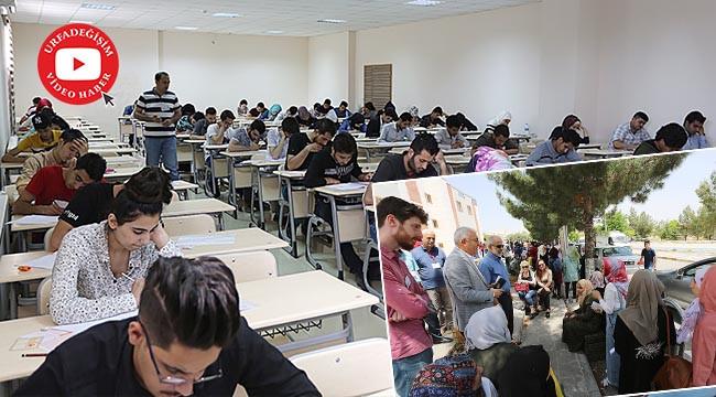 Üniversite hayali için HRÜ'de ter döktüler